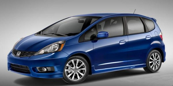 2015 Honda Fit Safety Got 5 Stars From NHTSA