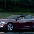 2016 Nissan Maxima in Super Bowl Commercial